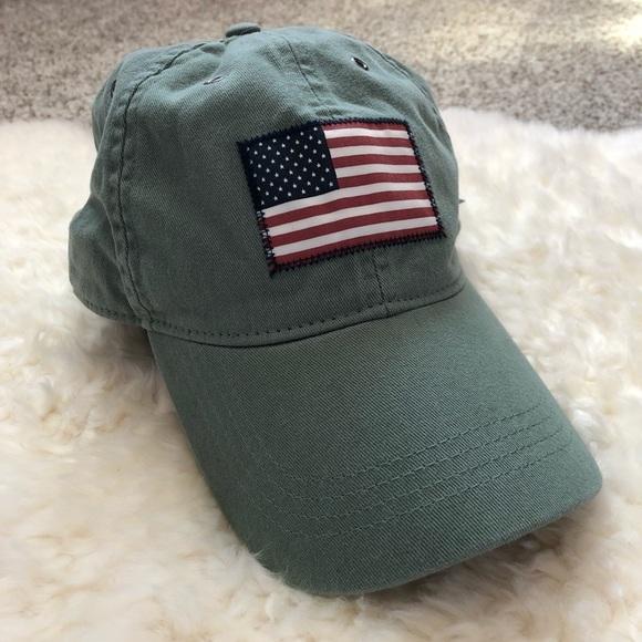 2508190f0c2 Army Green SnapBack Baseball Hat NWT